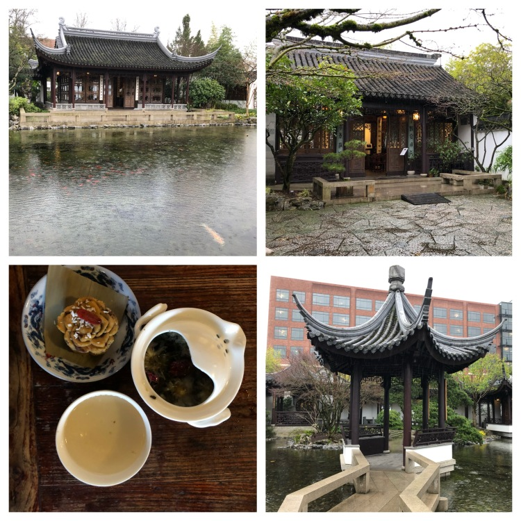 PDX-Lan Su Chinese Garden
